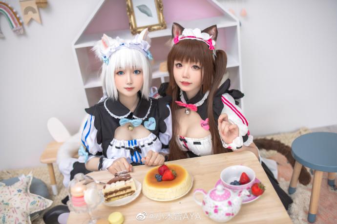 今日妹子图 20201030 微博cosplay** @小木曾AYA liuliushe.net六六社 第4张