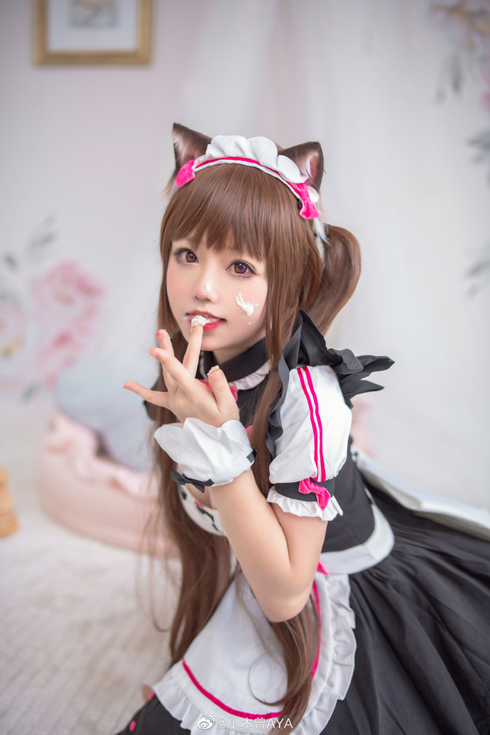 今日妹子图 20201030 微博cosplay** @小木曾AYA liuliushe.net六六社 第13张