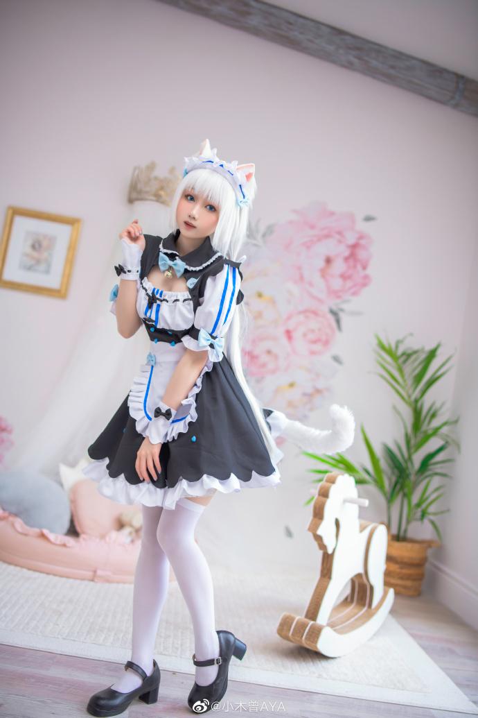 今日妹子图 20201030 微博cosplay** @小木曾AYA liuliushe.net六六社 第14张