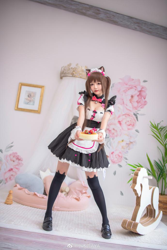 今日妹子图 20201030 微博cosplay** @小木曾AYA liuliushe.net六六社 第15张