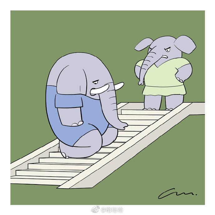 跪楼梯也行