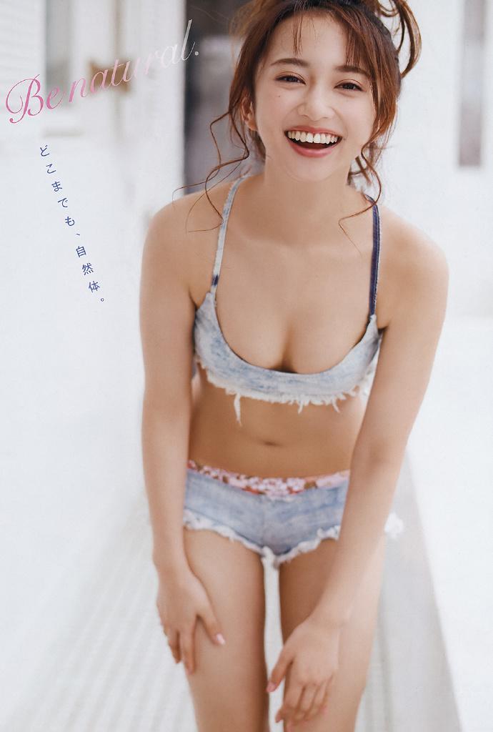 小宫有纱 Young Animal 加藤玲奈