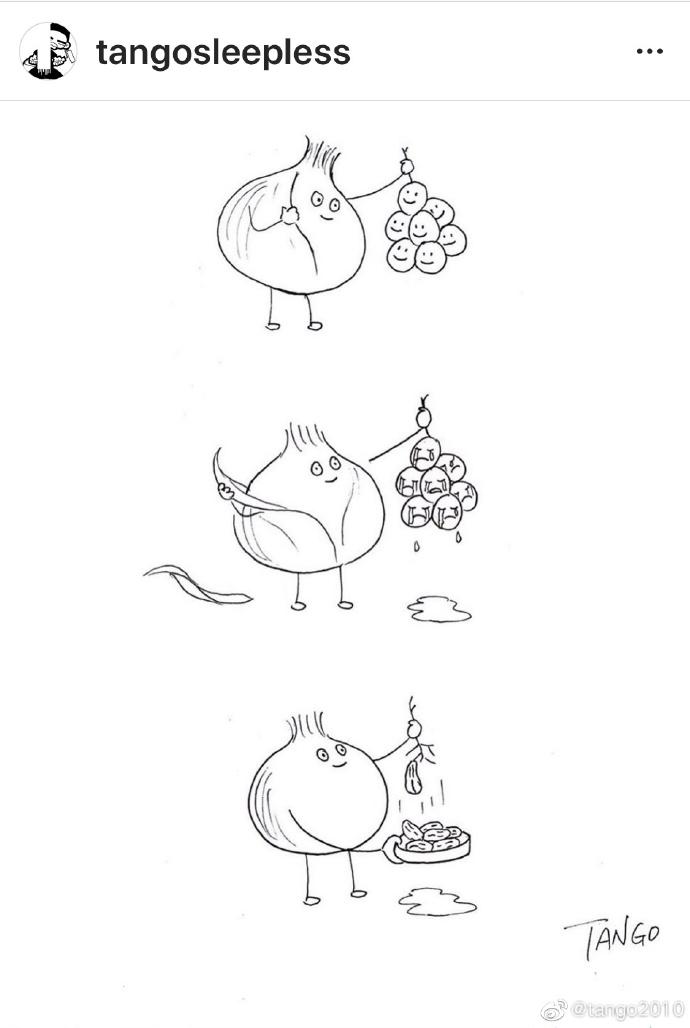 洋葱与葡萄干