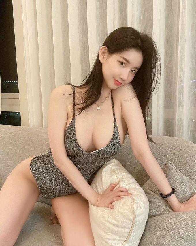 韩国美女DJ MIU,天使脸孔魔鬼身材让人疯狂 网络美女 第9张