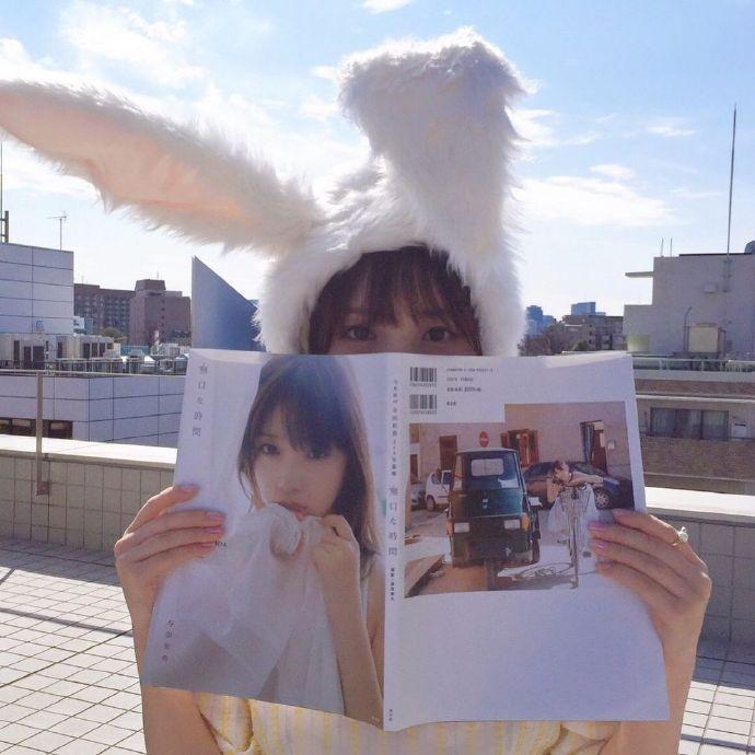 乃木坂46第一美胸之19岁与田祐希写真最强 网络美女 第5张