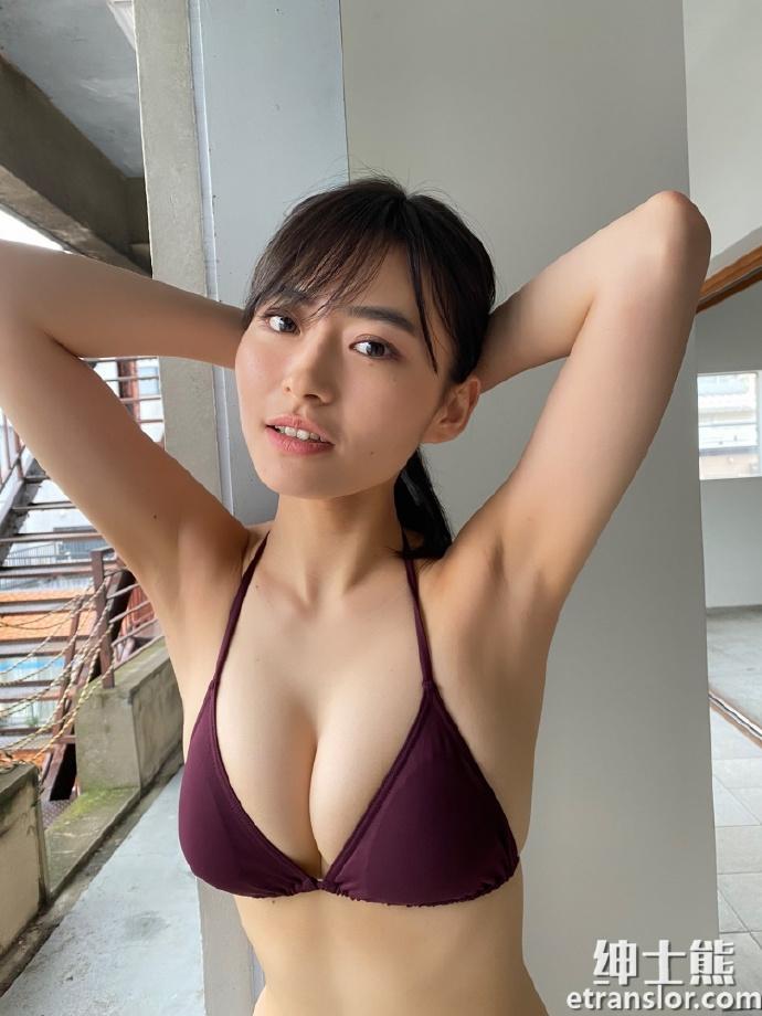建筑界女神樱田茉央F 乳出击拍写真也照样窜红 养眼图片 第10张