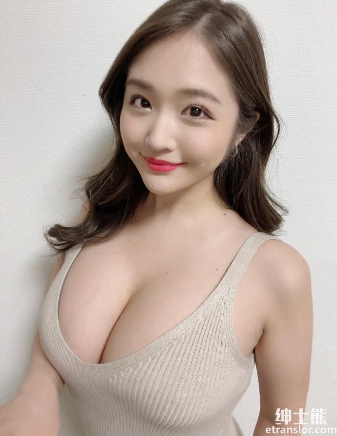 2021日本写真新星水咲优美:熊器霸屏身穿视觉冲击围裙 网络美女 第2张
