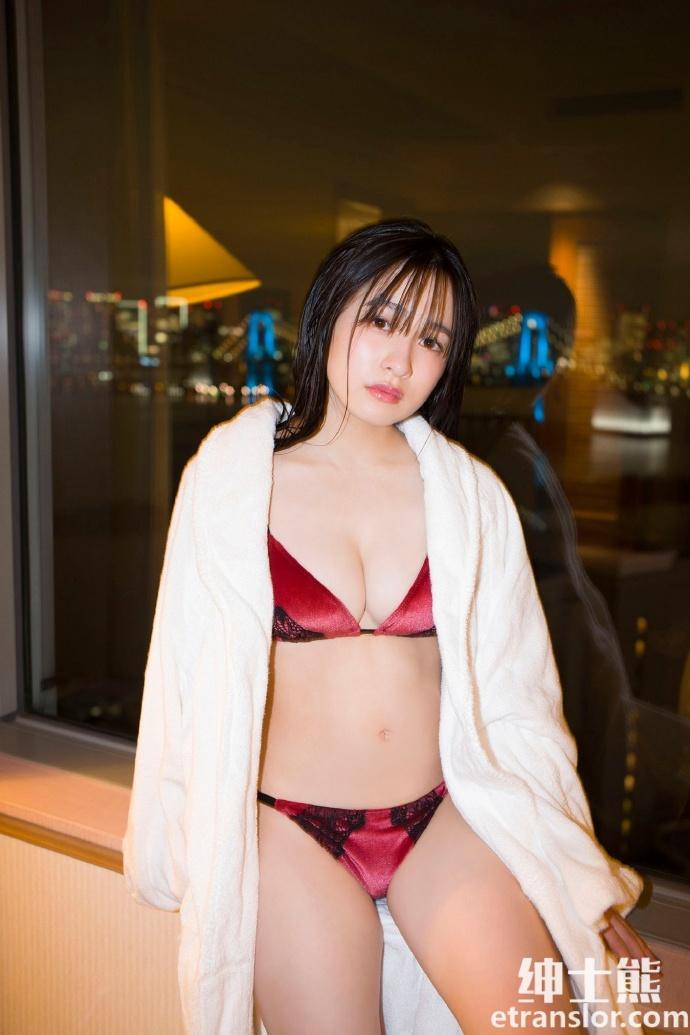 化身小女人的21岁美少女早川渚纱写真照片 网络美女 第4张