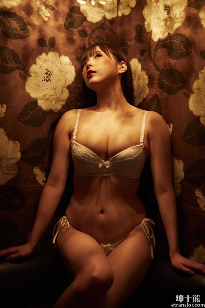 赛车女王川村那月最近新推出写真 养眼图片 第14张