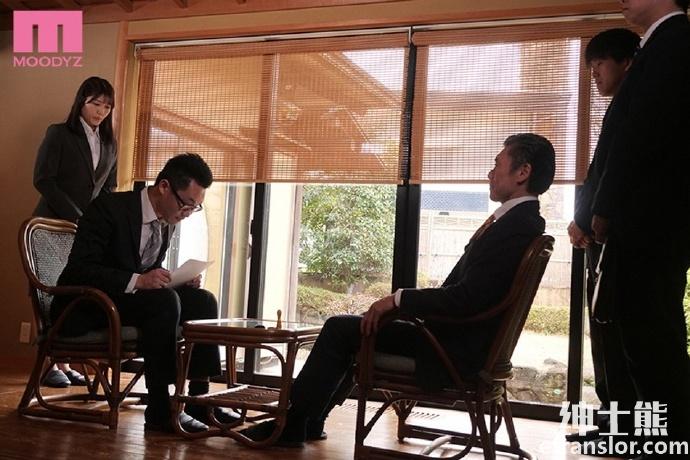 五月办公室职员神宫寺ナオ(神宫寺奈绪)新作品MIDE-919与合作方交换 雨后故事 第2张