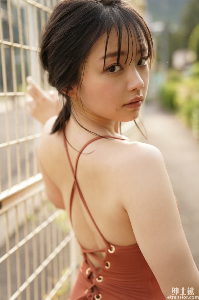短发可爱小萝莉上田操拍摄新写真 养眼图片 第6张