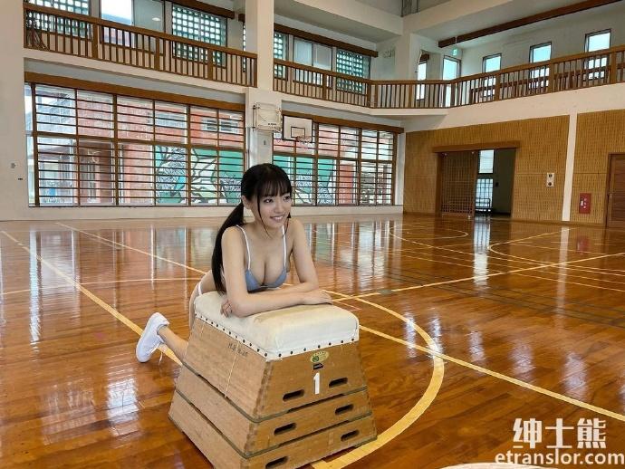 洋溢青春气息的日本写真女星樱田爱音 网络美女 第19张