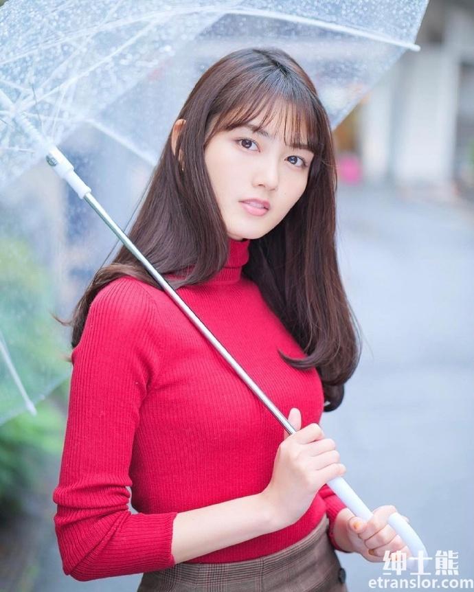 新生代文艺青年水谷果穂演员生涯之路 网络美女 第7张