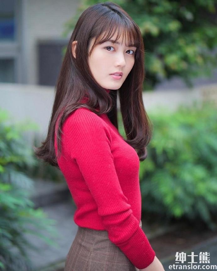 新生代文艺青年水谷果穂演员生涯之路 网络美女 第6张