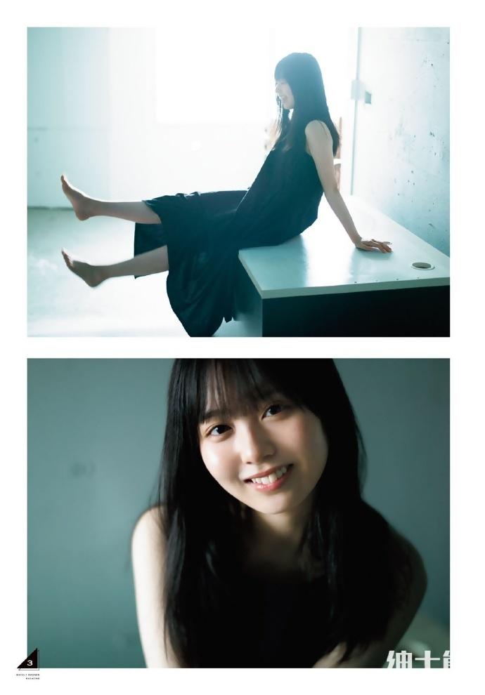乃木坂46成员佐藤璃果最新写真散发邻家女孩气质 网络美女 第5张