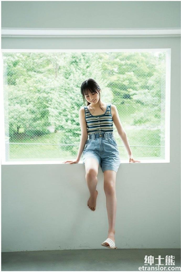 乃木坂46成员佐藤璃果最新写真散发邻家女孩气质 网络美女 第28张