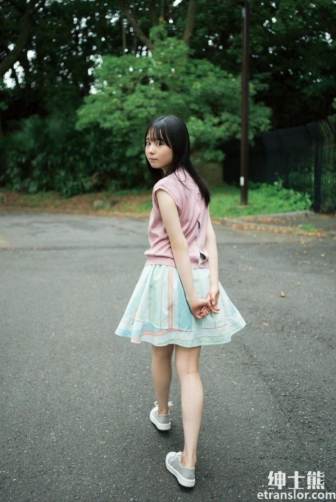 乃木坂46成员佐藤璃果最新写真散发邻家女孩气质 网络美女 第31张