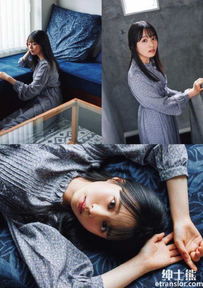 乃木坂46成员佐藤璃果最新写真散发邻家女孩气质 网络美女 第20张