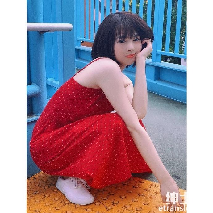 青春写真女星神南里奈推出新作品 网络美女 第16张
