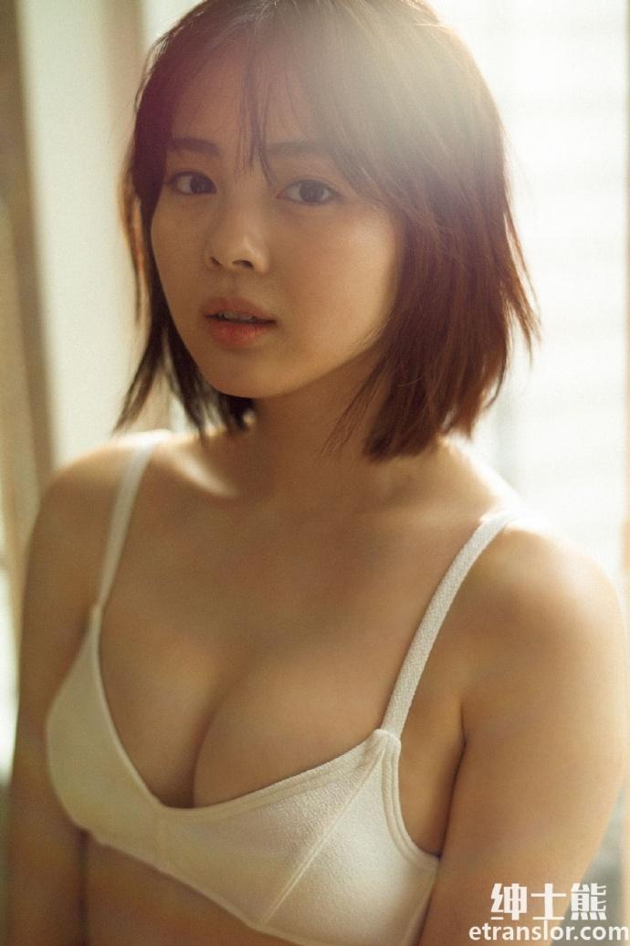 青春写真女星神南里奈推出新作品 网络美女 第4张