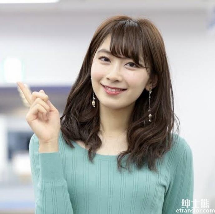 看新闻可以治癒人心日本最美主播大集合 网络美女 第8张