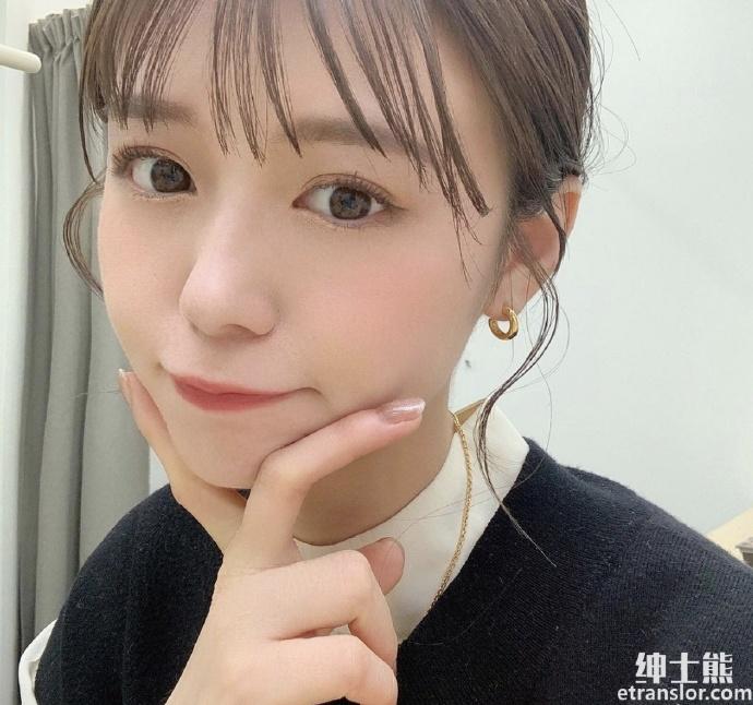 看新闻可以治癒人心日本最美主播大集合 网络美女 第9张
