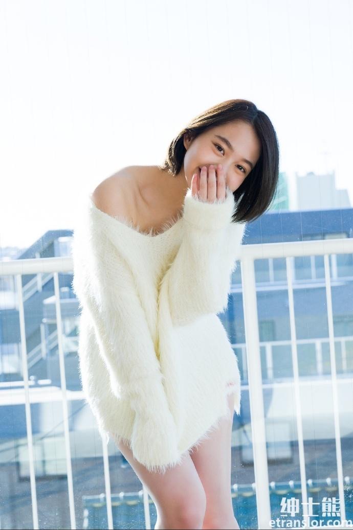 18岁高中生甜心少女新田步凪放开自我写真 网络美女 第13张