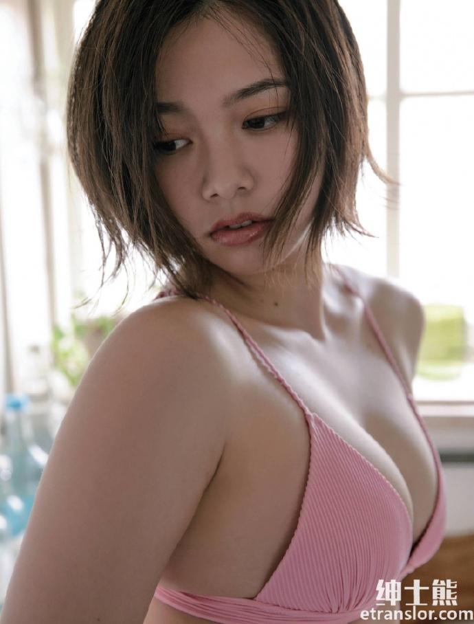 18岁高中生甜心少女新田步凪放开自我写真 网络美女 第21张
