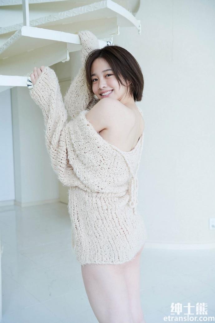 18岁高中生甜心少女新田步凪放开自我写真 网络美女 第20张
