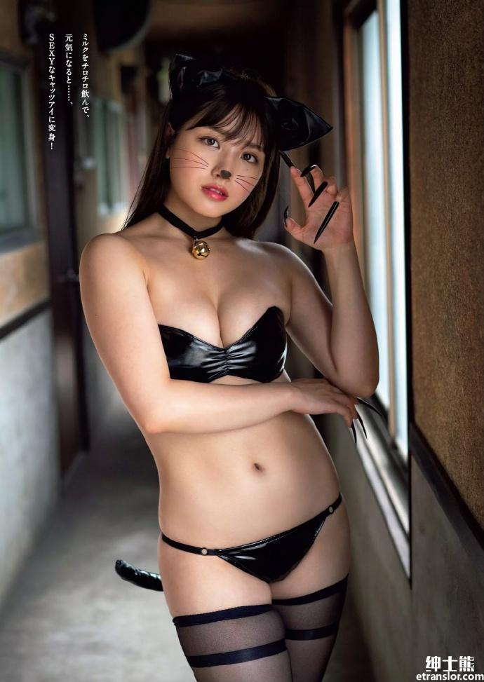 AKB48 前成员大和田南那新写真曝光满满女友既视感 养眼图片 第11张