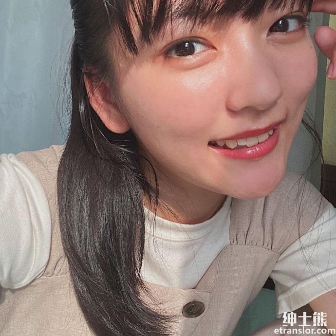 邻家气质女孩上田理子微笑虎牙简直萌翻了 养眼图片 第10张