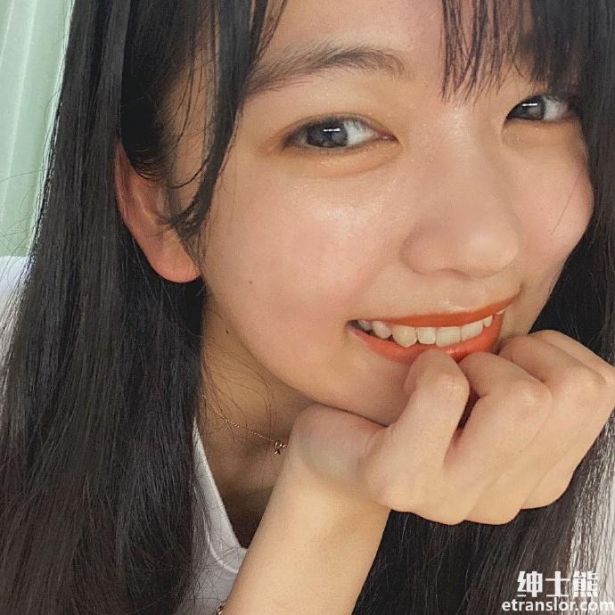 邻家气质女孩上田理子微笑虎牙简直萌翻了 养眼图片 第7张