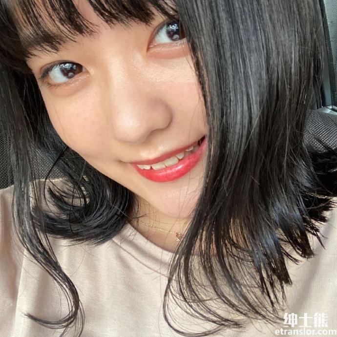 邻家气质女孩上田理子微笑虎牙简直萌翻了 养眼图片 第9张
