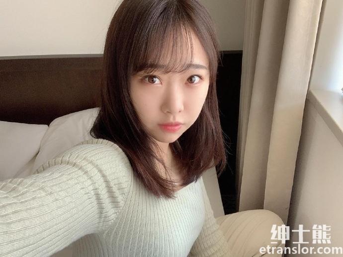 NMB48偶像加藤夕夏肉嘟嘟很可爱,蹦蹦跳跳活力无限 养眼图片 第4张