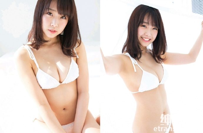 NMB48偶像加藤夕夏肉嘟嘟很可爱,蹦蹦跳跳活力无限 养眼图片 第2张