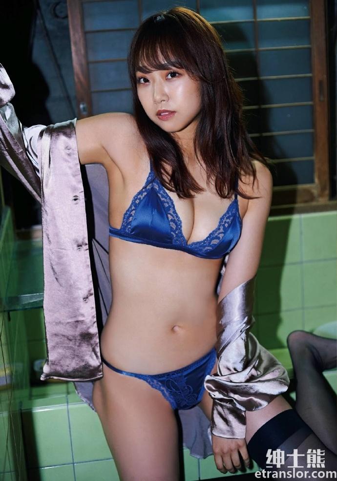 NMB48偶像加藤夕夏肉嘟嘟很可爱,蹦蹦跳跳活力无限 养眼图片 第11张