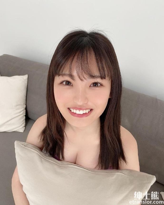 气质妹系偶像新泽菜央超级反差萌完全是极品 养眼图片 第20张