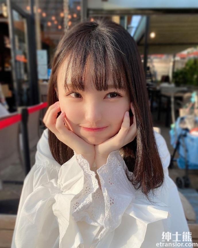 气质妹系偶像新泽菜央超级反差萌完全是极品 养眼图片 第18张