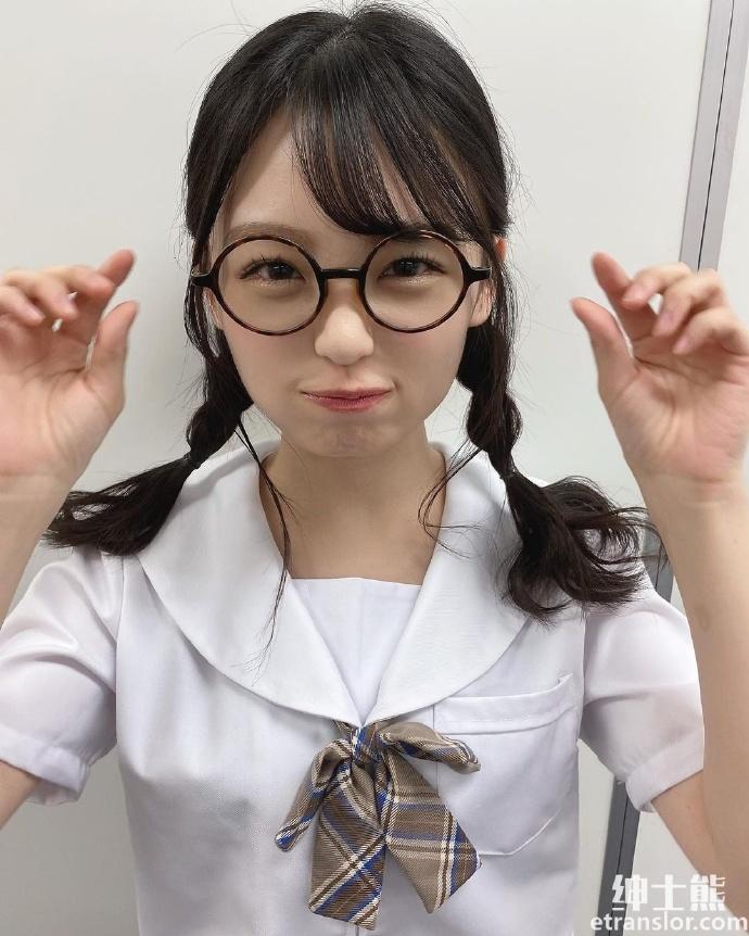 气质妹系偶像新泽菜央超级反差萌完全是极品 养眼图片 第6张