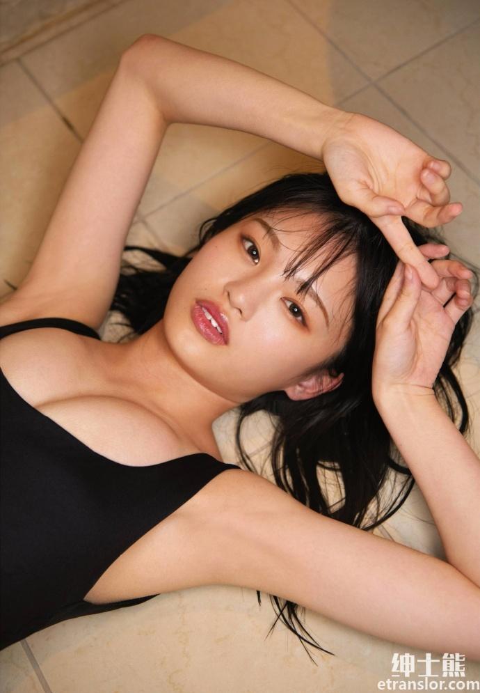 气质妹系偶像新泽菜央超级反差萌完全是极品 养眼图片 第28张