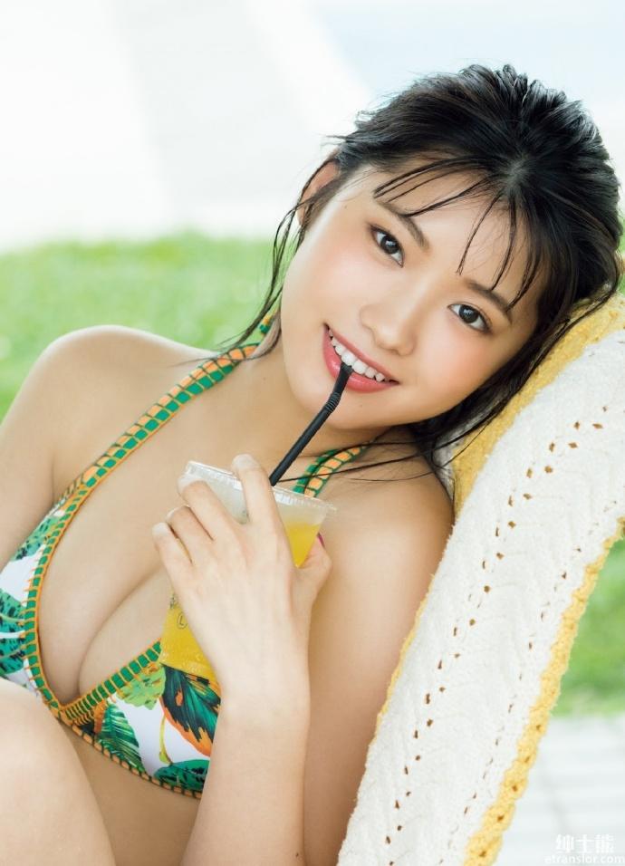 18 岁的初夏岐阜的天使古田爱理活跃写真界 网络美女 第6张