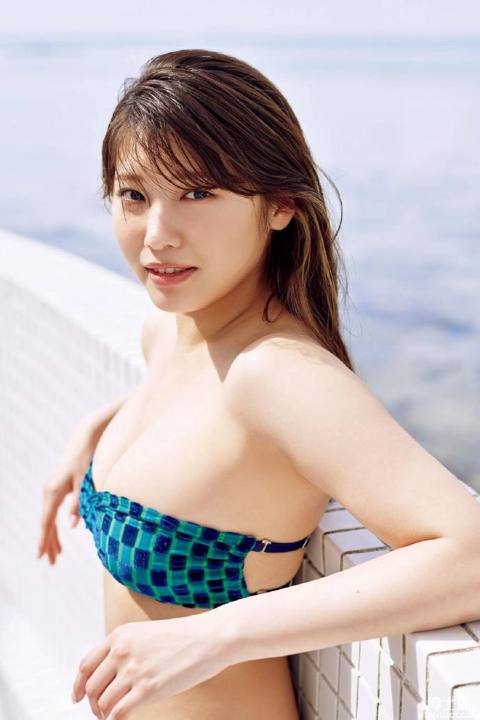 18 岁的初夏岐阜的天使古田爱理活跃写真界 网络美女 第10张