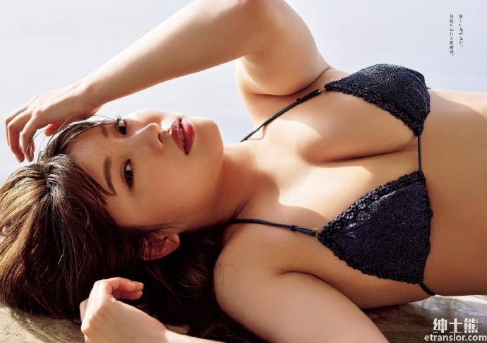 18 岁的初夏岐阜的天使古田爱理活跃写真界 网络美女 第14张