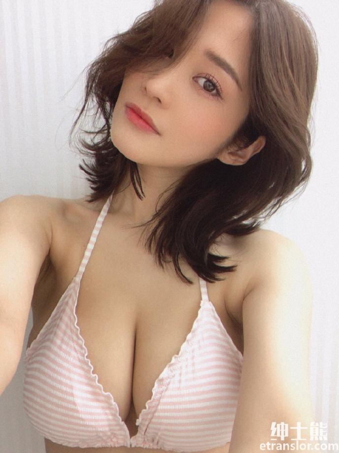 女神高桥凛晒火辣写真散发 30 岁轻熟御姐的诱惑 网络美女 第12张