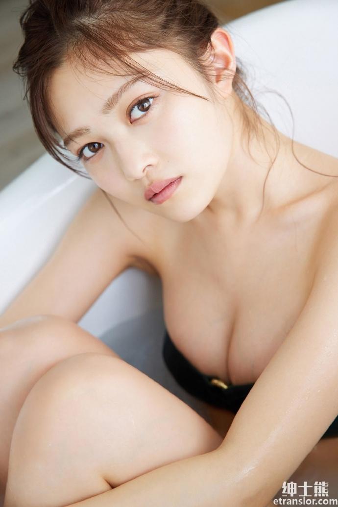 21岁美少女井上咲乐新写真推出 网络美女 第4张