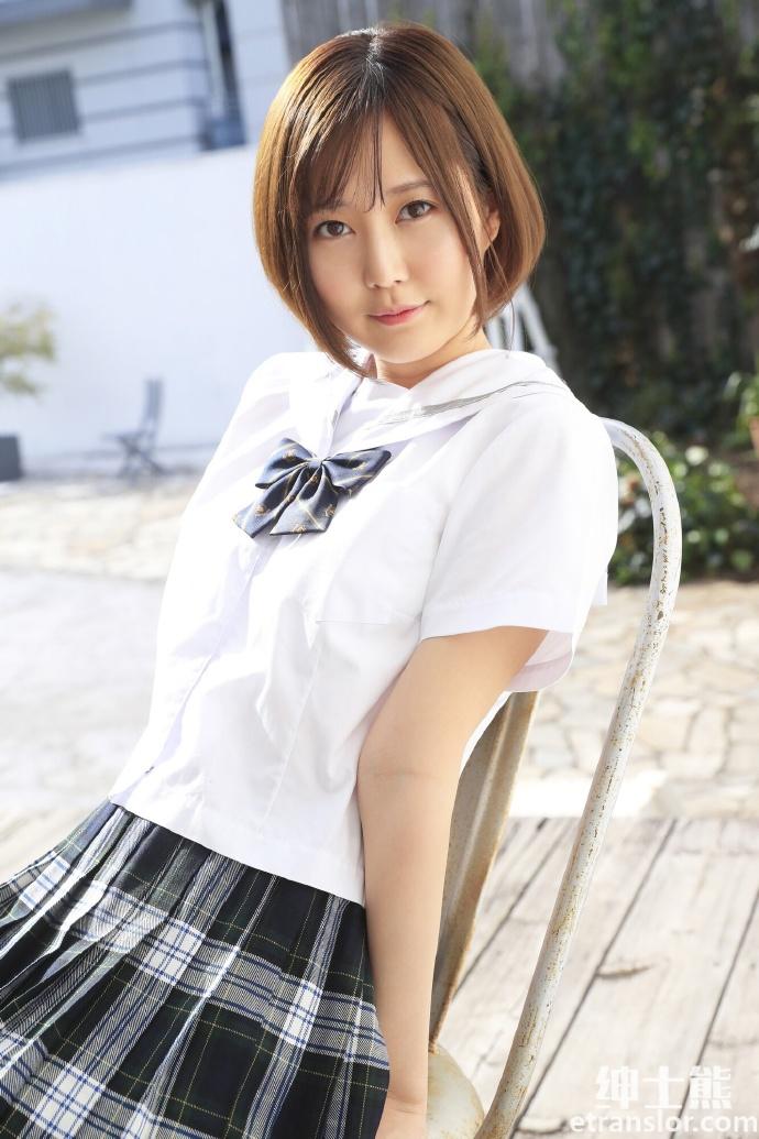 短发清秀型美女小野琴弓带来新作品IPX-634与天使亚梦有着惊人相似 雨后故事 第3张
