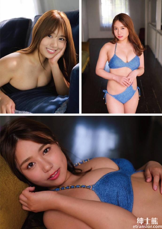 从NMB48 毕业后进军写真界的冲田彩华 网络美女 第27张