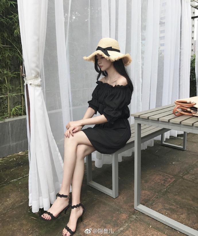 【爱看资源网涨姿势】中国美腿(第1期)@阿叁儿
