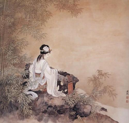 李清照的倒霉和悲愤,在古代女性里是独一无二的