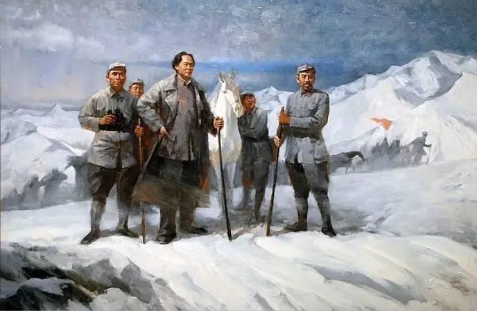 苦不苦想想红军两万五,1996年版《长征》全解读